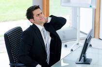 Büromassage